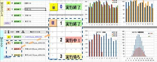 (参考ページ) 太陽光発電システム - 発電量シミュレーション
