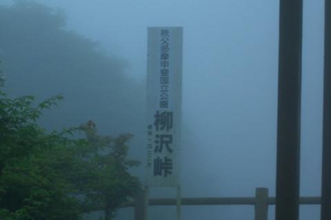 秩父多摩甲斐国定公園・柳沢峠